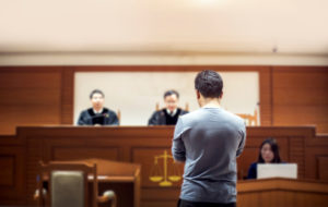 A great lawyer will represent you properly in court.