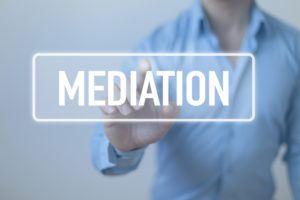 Mediation is a great route.